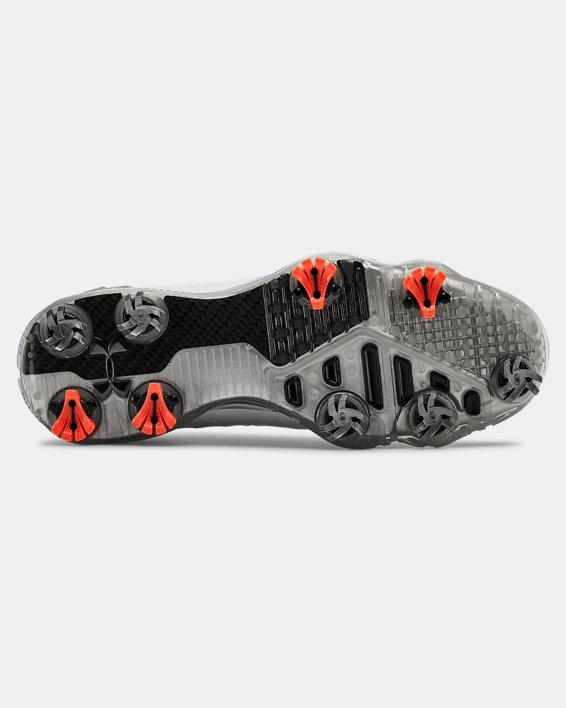 Men's UA Spieth 4 Wide E GORE-TEX® Golf Shoes, White, pdpMainDesktop image number 2