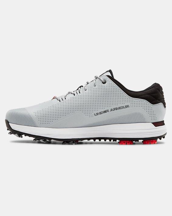 Men's UA HOVR™ Matchplay Wide E Golf Shoes, Gray, pdpMainDesktop image number 1