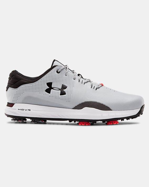 Men's UA HOVR™ Matchplay Wide E Golf Shoes, Gray, pdpMainDesktop image number 0