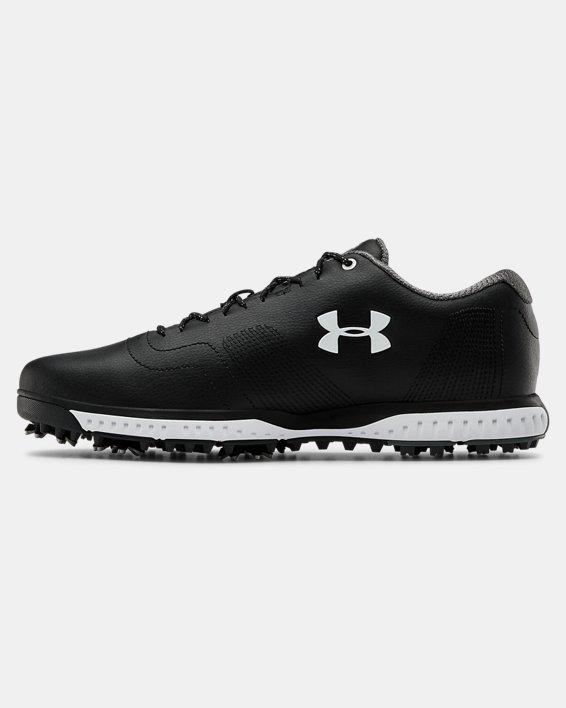 Men's UA Fade RST 3 Golf Shoes, Black, pdpMainDesktop image number 1