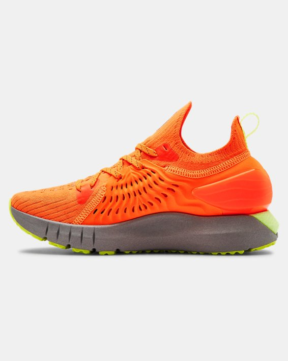 Women's UA HOVR™ Phantom RN Night Running Shoes, Orange, pdpMainDesktop image number 1
