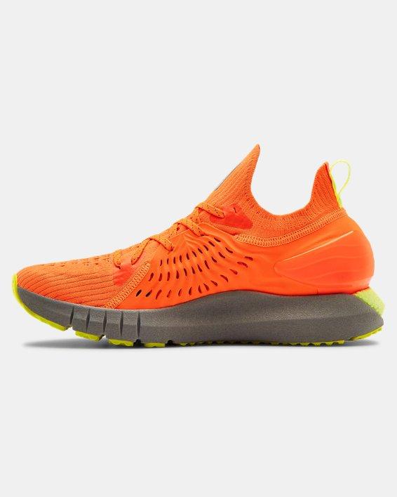 Men's UA HOVR™ Phantom RN Night Running Shoes, Orange, pdpMainDesktop image number 1