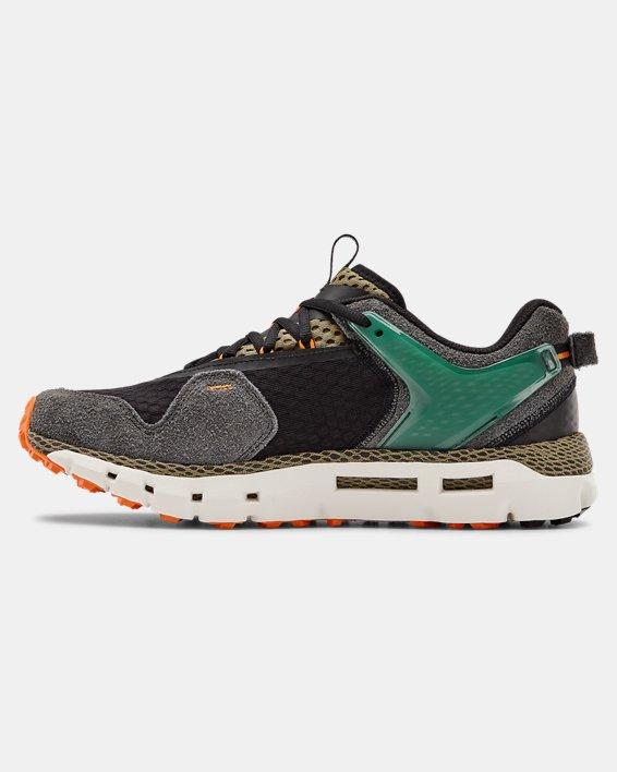 Unisex UA HOVR™ Summit Shoes, Green, pdpMainDesktop image number 1