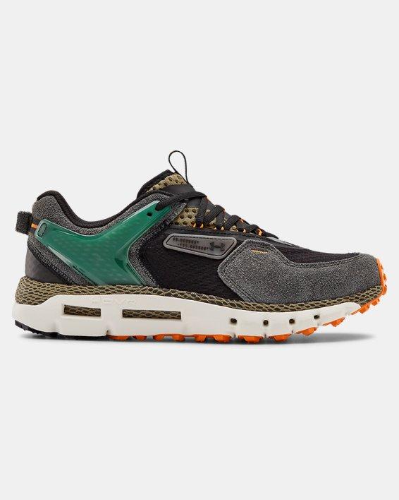 Unisex UA HOVR™ Summit Shoes, Green, pdpMainDesktop image number 0