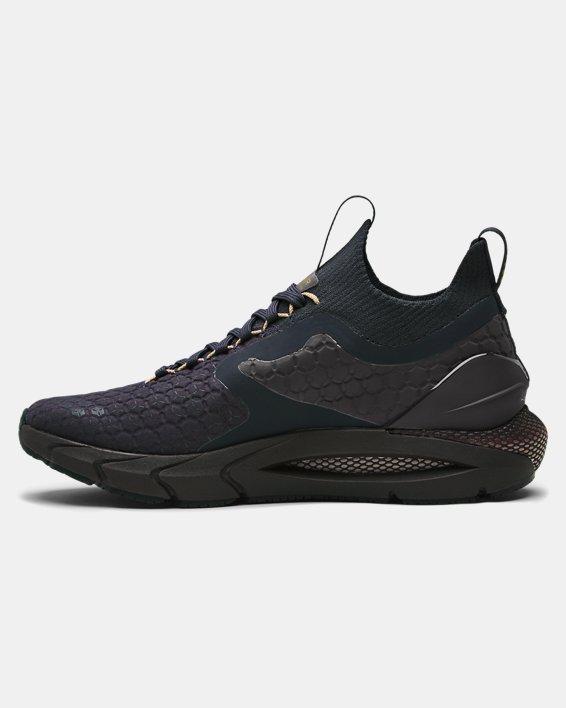Men's UA HOVR™ Phantom 2 ColdGear® Reactor Running Shoes, Purple, pdpMainDesktop image number 1