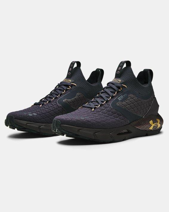 Men's UA HOVR™ Phantom 2 ColdGear® Reactor Running Shoes, Purple, pdpMainDesktop image number 3
