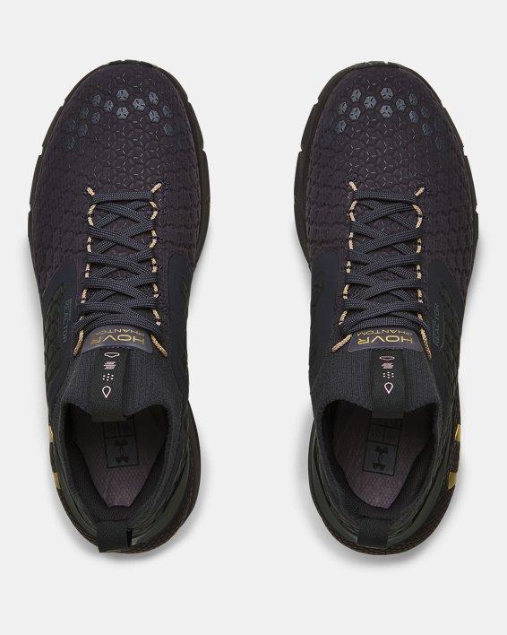 Men's UA HOVR™ Phantom 2 ColdGear® Reactor Running Shoes, Purple, pdpMainDesktop image number 2