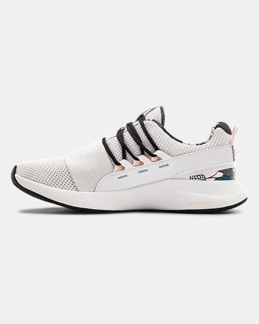 Women's UA Charged Breathe FN Print Sportstyle Shoes