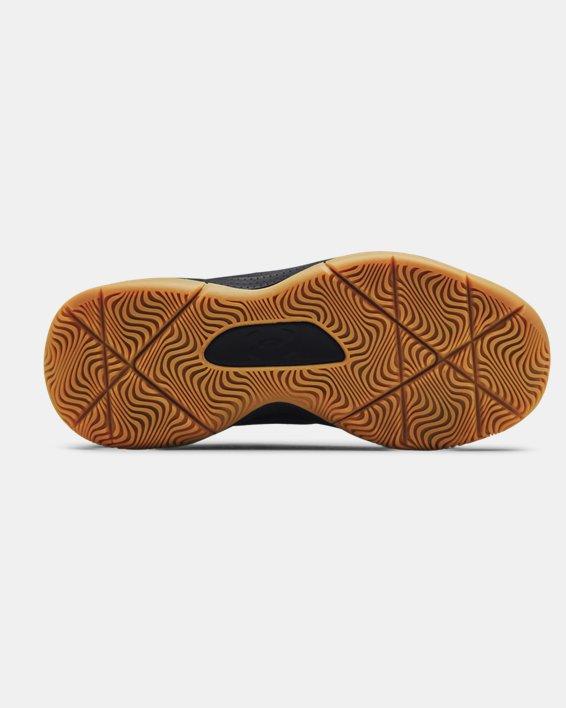 Zapatillas de baloncesto Grade School UA 3Z5, Black, pdpMainDesktop image number 4