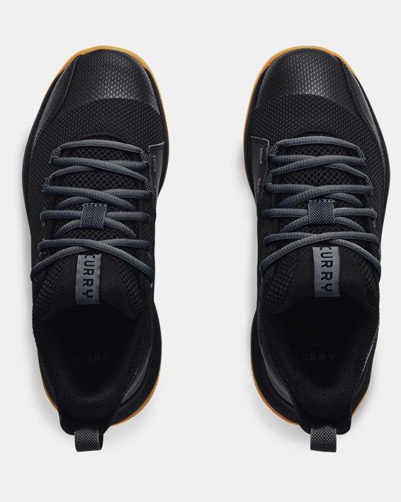 Zapatillas de baloncesto Grade School UA 3Z5, Black, pdpMainDesktop image number 2