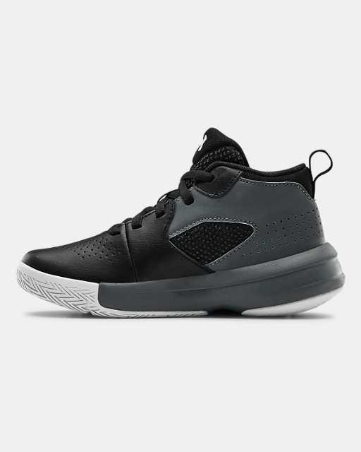 Chaussures de basket Pre-School UA Lockdown5