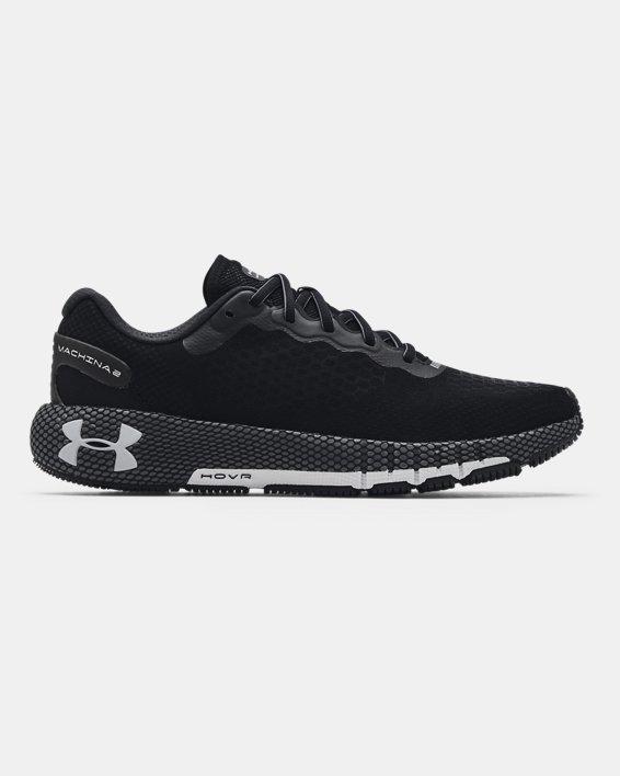 Men's UA HOVR™ Machina 2 Running Shoes, Black, pdpMainDesktop image number 0