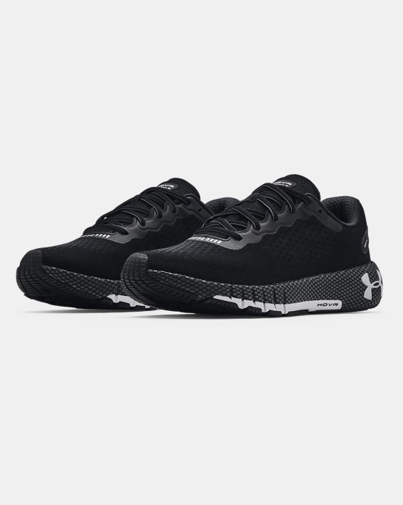 Men's UA HOVR™ Machina 2 Running Shoes, Black, pdpMainDesktop image number 3