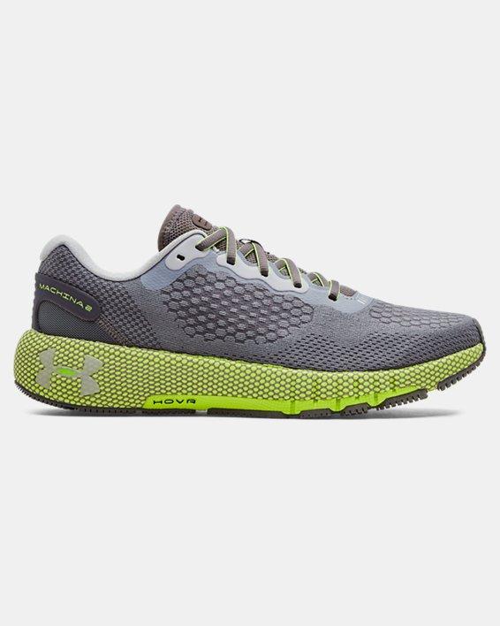 Men's UA HOVR™ Machina 2 Running Shoes, Gray, pdpMainDesktop image number 0