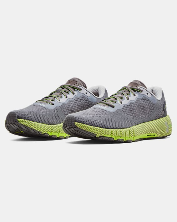 Men's UA HOVR™ Machina 2 Running Shoes, Gray, pdpMainDesktop image number 3