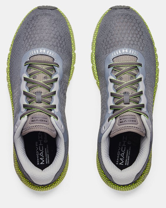 Men's UA HOVR™ Machina 2 Running Shoes, Gray, pdpMainDesktop image number 2