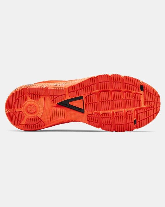 Men's UA HOVR™ Machina 2 Running Shoes, Orange, pdpMainDesktop image number 4