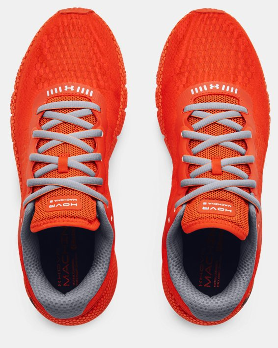 Men's UA HOVR™ Machina 2 Running Shoes, Orange, pdpMainDesktop image number 2