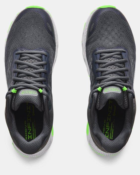 Zapatillas de running UA HOVR™ Infinite 3 para hombre, Gray, pdpMainDesktop image number 2