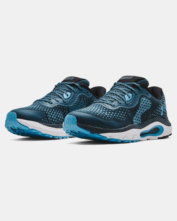 Men's UA HOVR™ Guardian 3 Running Shoes, Blue, pdpMainDesktop image number 3