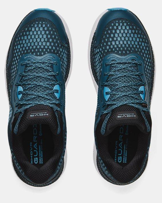 Men's UA HOVR™ Guardian 3 Running Shoes, Blue, pdpMainDesktop image number 2