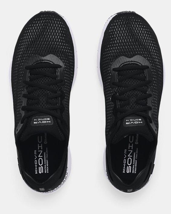 Men's UA HOVR™ Sonic 4 Running Shoes, Black, pdpMainDesktop image number 2
