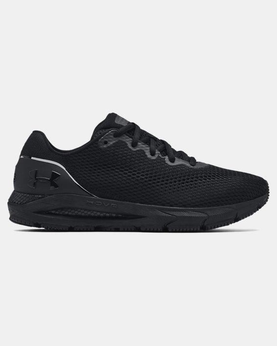 Men's UA HOVR™ Sonic 4 Running Shoes, Black, pdpMainDesktop image number 0