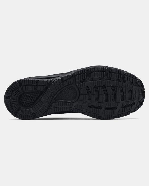 Men's UA HOVR™ Sonic 4 Running Shoes, Black, pdpMainDesktop image number 4