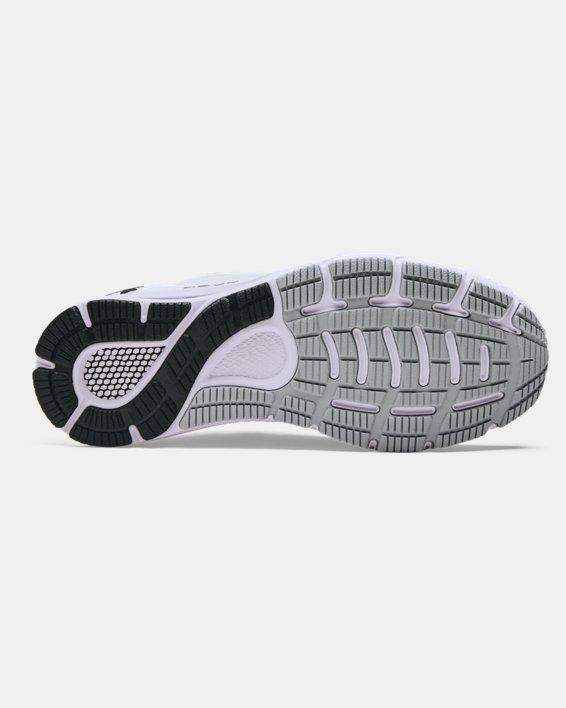 Men's UA HOVR™ Sonic 4 Running Shoes, White, pdpMainDesktop image number 4