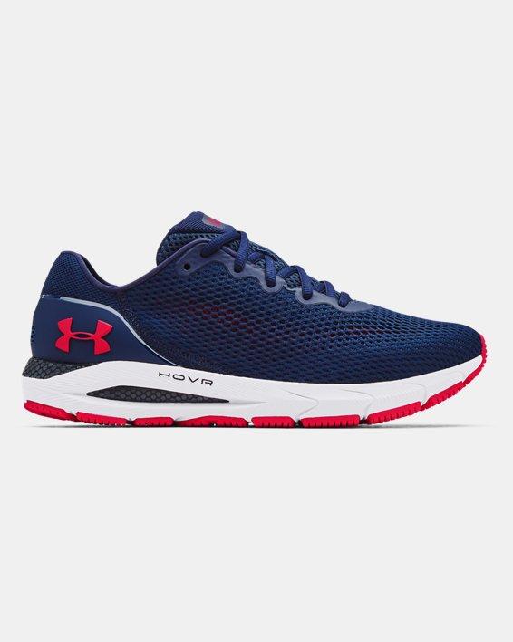 Men's UA HOVR™ Sonic 4 Running Shoes, Navy, pdpMainDesktop image number 0