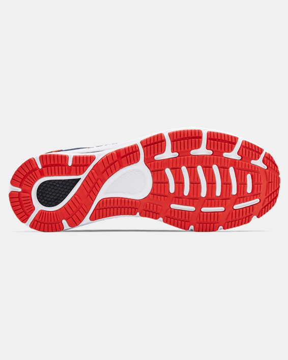 Men's UA HOVR™ Sonic 4 Running Shoes, Navy, pdpMainDesktop image number 4