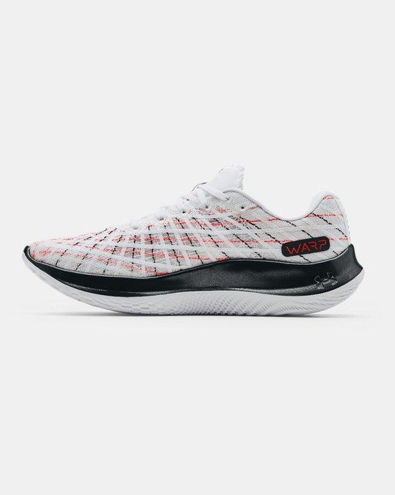 Men's UA Flow Velociti Wind Running Shoes, White, pdpMainDesktop image number 1