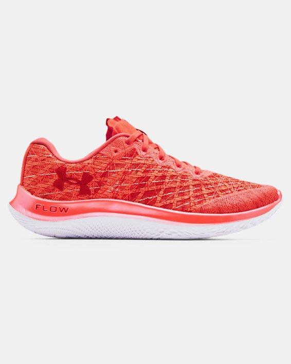 Men's UA Flow Velociti Wind Running Shoes, Red, pdpMainDesktop image number 0