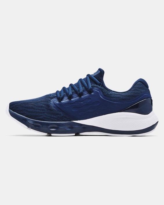 Men's UA Charged Vantage Running Shoes, Navy, pdpMainDesktop image number 1