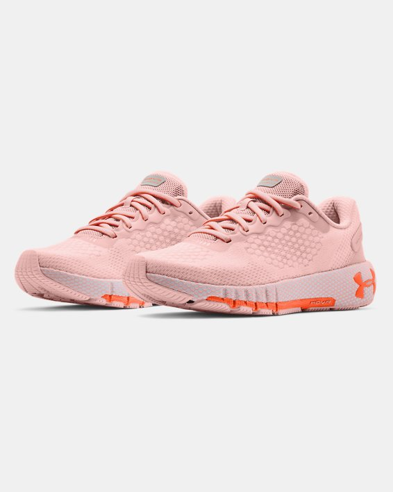 Women's UA HOVR™ Machina 2 Running Shoes, Pink, pdpMainDesktop image number 3