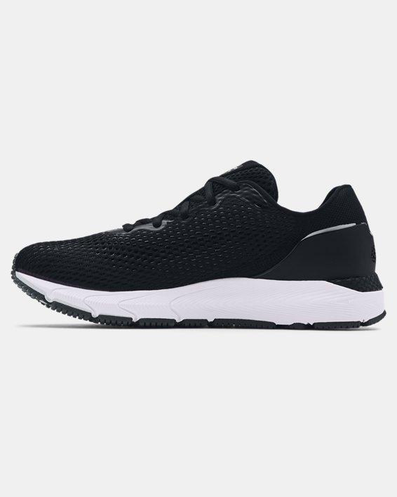 Women's UA HOVR™ Sonic 4 Running Shoes, Black, pdpMainDesktop image number 1