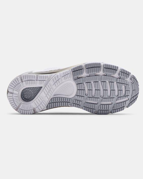 Women's UA HOVR™ Sonic 4 Running Shoes, White, pdpMainDesktop image number 4
