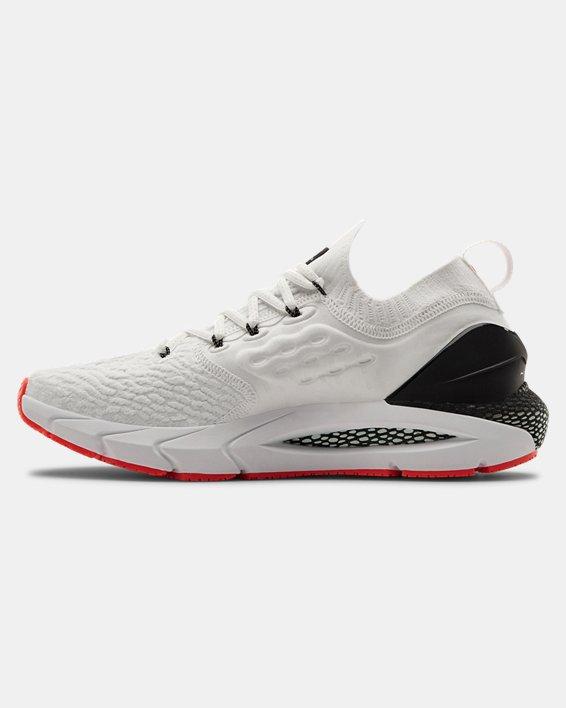 Men's UA HOVR™ Phantom 2 RUNANYWR Running Shoes, White, pdpMainDesktop image number 1