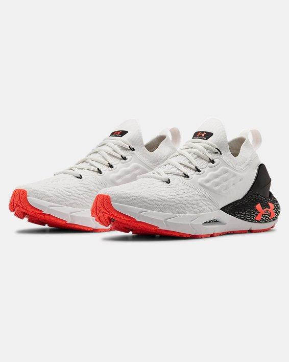 Men's UA HOVR™ Phantom 2 RUNANYWR Running Shoes, White, pdpMainDesktop image number 3