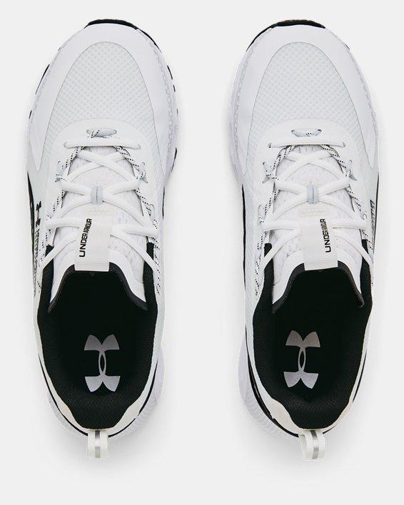 Unisex schoenen UA HOVR™ Infinite Summit 2, White, pdpMainDesktop image number 2