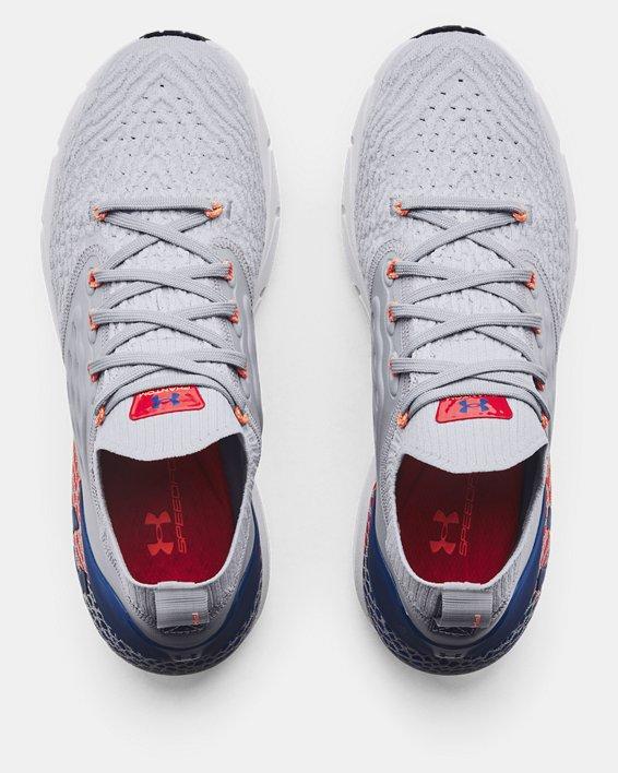 Men's UA HOVR™ Phantom 2 Space Pioneer Running Shoes, Gray, pdpMainDesktop image number 2