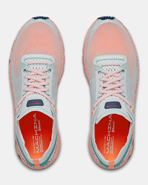 Men's UA HOVR™ Machina LT Running Shoes, Blue, pdpMainDesktop image number 2