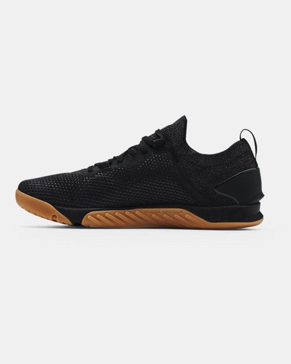 Men's UA TriBase™ Reign 3 Training Shoes, Black, pdpMainDesktop image number 1