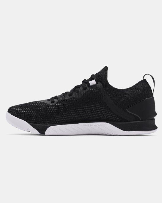 Women's UA TriBase™ Reign 3 Training Shoes, Black, pdpMainDesktop image number 1