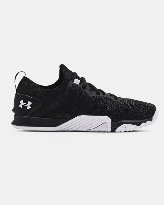 Women's UA TriBase™ Reign 3 Training Shoes, Black, pdpMainDesktop image number 0