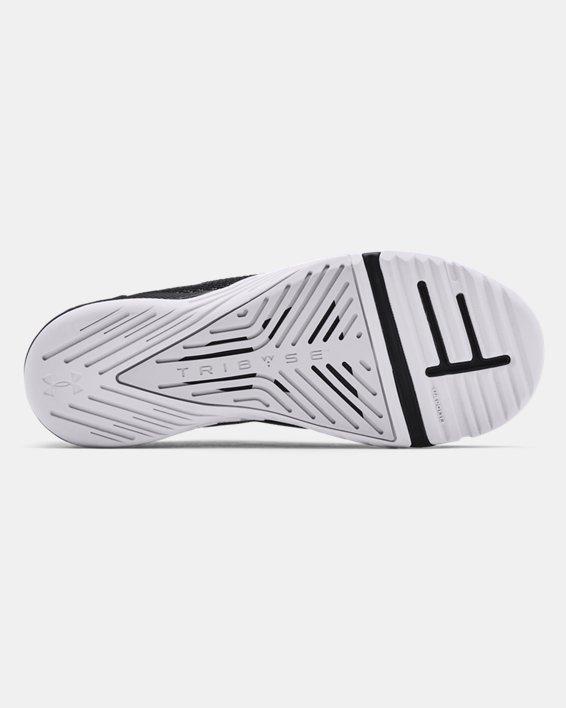 Women's UA TriBase™ Reign 3 Training Shoes, Black, pdpMainDesktop image number 4