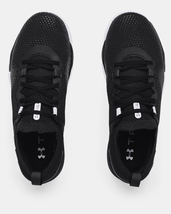 Women's UA TriBase™ Reign 3 Training Shoes, Black, pdpMainDesktop image number 2