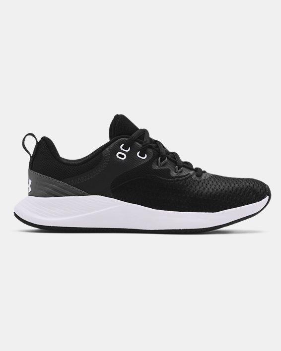 Women's UA Charged Breathe 3 Training Shoes, Black, pdpMainDesktop image number 0