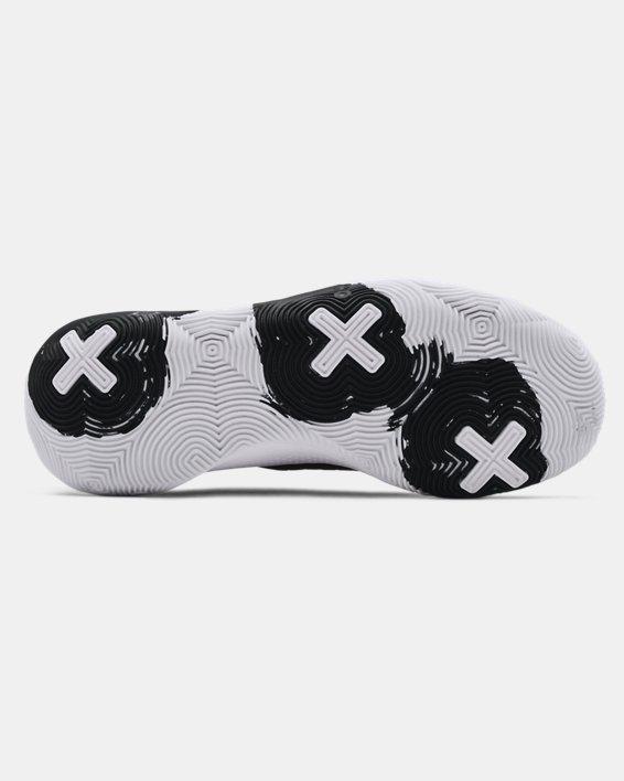 Zapatillas de baloncesto UA Spawn 3 unisex, Black, pdpMainDesktop image number 4