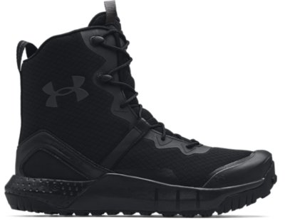 Under Armour Mens Valsetz Walking Shoes White Sports Outdoors Breathable